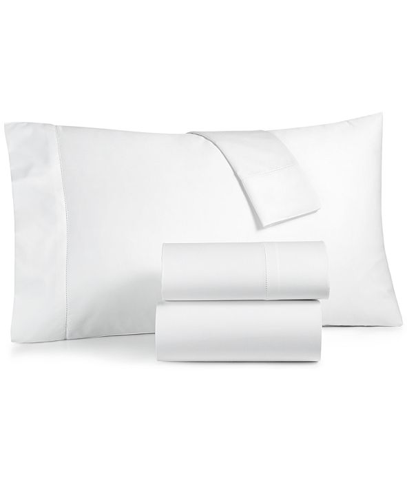 Charter Club Extra Deep Pocket Queen 4-Pc Sheet Set, 550 Thread Count 100% Supima Cotton, Created for Macy's