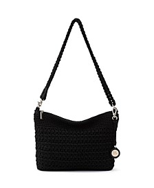 Casual Classic Crochet Mini Bag