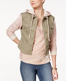 1, XS Denim Jacket - Macy's