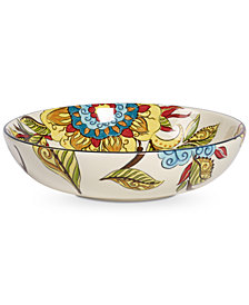 "Tabletops Unlimited Caprice Coupe 10.5"" Serving Bowl"