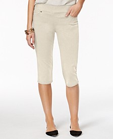 Petite Avery Pull-On Skimmer Jeans, Created for Macy's