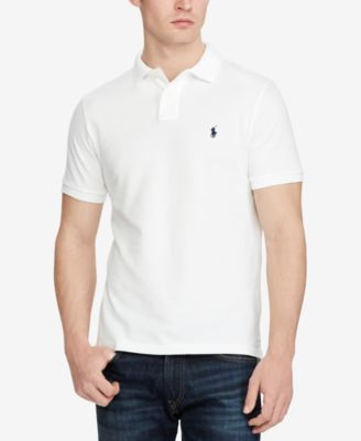 e116cccca Men's Classic Fit Mesh Polo