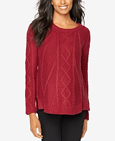 Cable-Knit Sweater & Fisherman Sweaters - Macy's