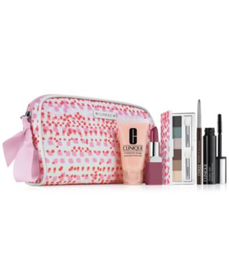 Clinique 6-Pc. Spring Into Colour Gift Set Only $19.75 (reg. $39.50) A $101.50 Value  sc 1 st  Midwest Coupon Clippers & Macyu0027s: Clinique Gift Sets ONLY $19.75 u0026 FREE Shipping