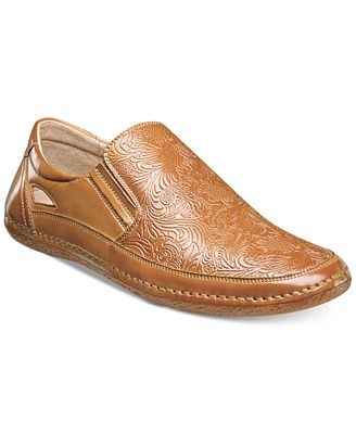 Offer Special Of New Look Microsuede Weaved Slip On Mens Loafersv