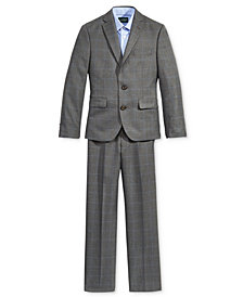 Lauren Ralph Lauren Gingham Shirt, Windowpane Jacket & Pants, Big Boys (8-20)
