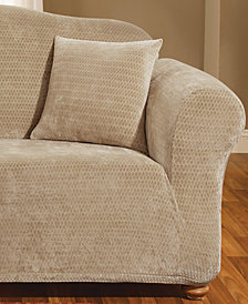Sure Fit Stretch Royal Diamond Slipcovers