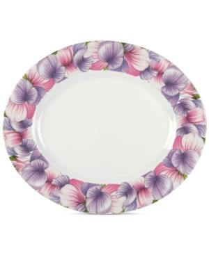 Portmeirion Botanic Garden Blooms Oval Platter
