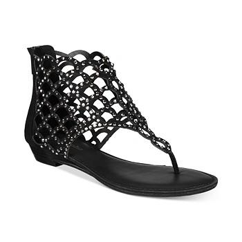 ZiGi Soho Melaa Caged Flat Thong Sandals