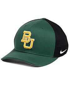 Nike Baylor Bears Aero Bill Mesh Swooshflex Cap
