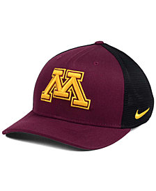 Nike Minnesota Golden Gophers Aero Bill Mesh Swooshflex Cap