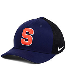 Nike Syracuse Orange Aero Bill Mesh Swooshflex Cap