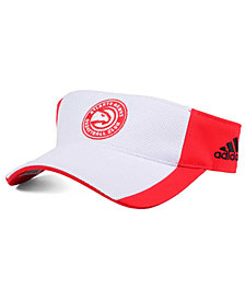adidas Atlanta Hawks Train Me Visor