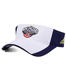 adidas New Orleans Pelicans Train Me Visor