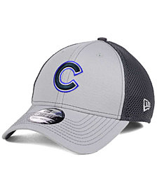 New Era Chicago Cubs Greyed Out Neo 39THIRTY Cap