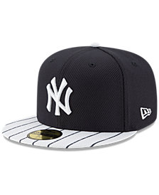 New Era New York Yankees Diamond Era Spring Training 59FIFTY Cap