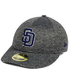 New Era San Diego Padres Shadowed Low Profile 59FIFTY Cap