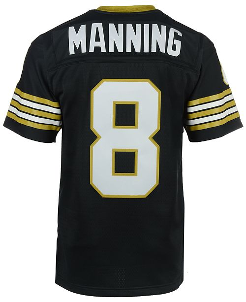 brand new 7cdf0 ab34b Men's Archie Manning New Orleans Saints Replica Throwback Jersey