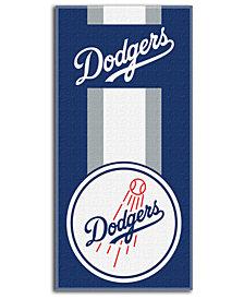 "Northwest Company Los Angeles Dodgers Beach Towel ""Zone Read"""