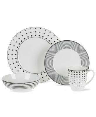 Dinnerware, Cheers Vegetable Bowl Spiral