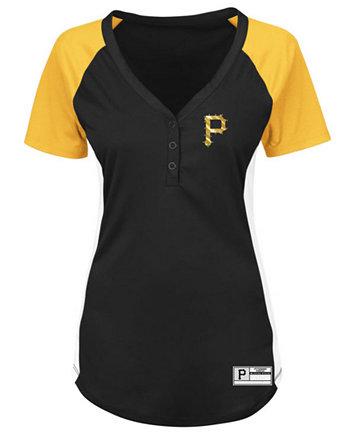 Majestic Women's Pittsburgh Pirates League Diva T-Shirt - Sports Fan Shop  By Lids - Men - Macy's