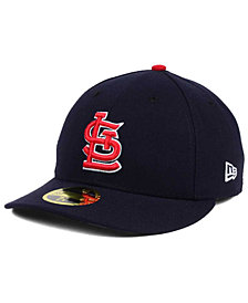 New Era St. Louis Cardinals Low Profile AC Performance 59FIFTY Cap