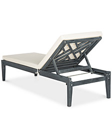 Harian Outdoor Sun Lounger, Quick Ship