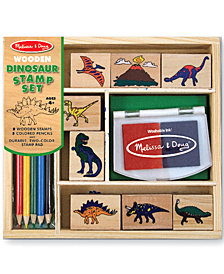 Melissa and Doug Toy, Dinosaur Stamp Set