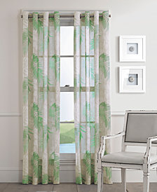 J Queen New York St. Croix Sheer Window Panel Collection