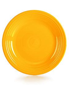 "Fiesta Daffodil 10.5"" Dinner-Plate"