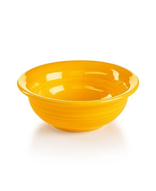 Fiesta Daffodil 9-Oz. Individual Fruit/Salsa Bowl