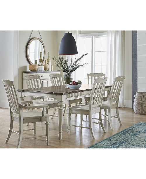 Furniture Barclay Expandable Dining Furniture Collection