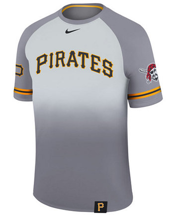 detailed look 3e401 ff18a Nike Men s Pittsburgh Pirates Dri-Fit Sublimated Raglan T-Shirt - Sports  Fan Shop By Lids - Men - Macy s