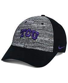 Nike TCU Horned Frogs H86 Heathered Cap