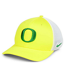 Nike Oregon Ducks Aero Bill Mesh Swooshflex Cap