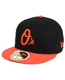 sports shoes 47cce eb4fc New Era Kids  Baltimore Orioles Authentic Collection 59FIFTY Cap