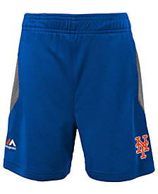 Majestic New York Mets Legacy Short Set, Toddler Boys