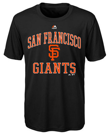 Image 1 of Majestic San Francisco Giants City Wide T-Shirt, Big Boys (