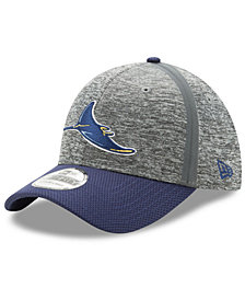 New Era Kids' Tampa Bay Rays Clubhouse 39THIRTY Cap