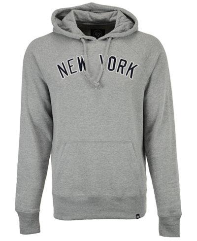 '47 Brand Men's New York Yankees Sport Raglan Hoodie