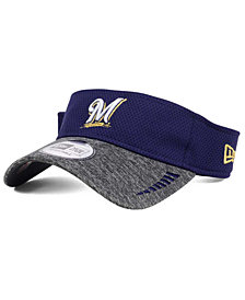 New Era Milwaukee Brewers Shadow Tech Visor