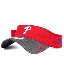 New Era Philadelphia Phillies Shadow Tech Visor