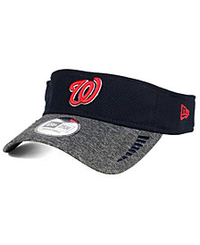 New Era Washington Nationals Shadow Tech Visor