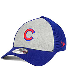 New Era Chicago Cubs Heather Team Neo 39THIRTY Cap
