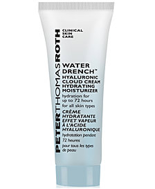 Receive a FREE Deluxe Water Drench Hyaluronic Cloud Cream with any $45 Peter Thomas Roth Purchase!