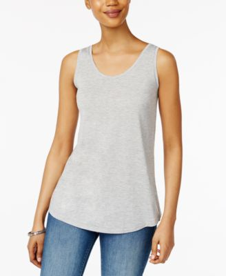 Image of Style & Co Tank Top, Only at Macy's