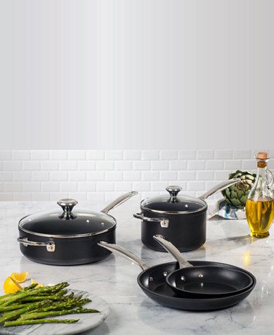 Le Creuset Toughened Non Stick 6 Pc Cookware Set