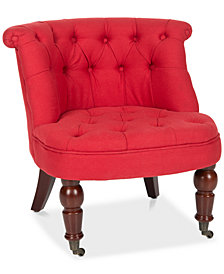Dixen Tufted Chair, Quick Ship