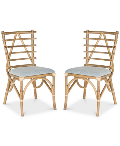 Coven Set of 2 Dining Chair, Quick Ship