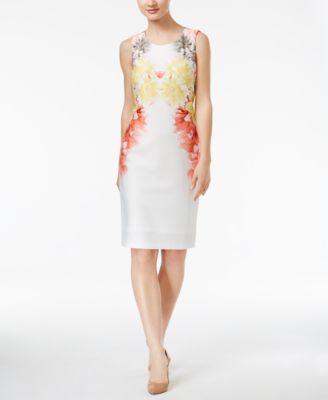 Wear to Work Dresses for Women - Macy's